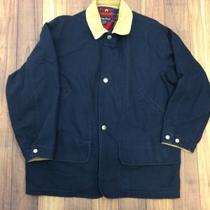 Vintage Nautica Canvas Jacket